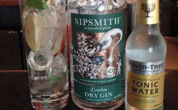 fine Sipsmith Dry Gin